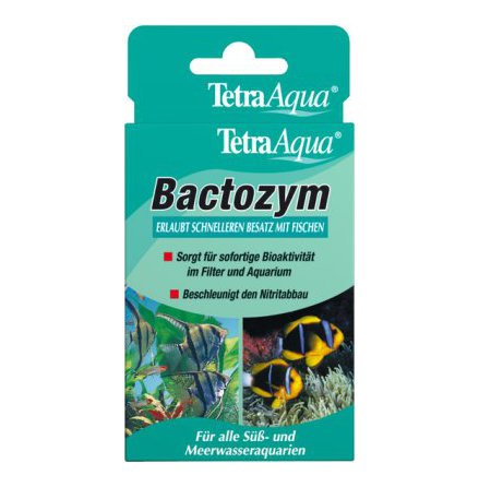 Bactozym 10 tabletter
