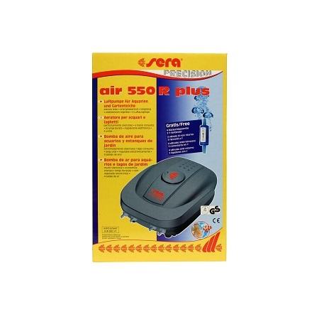 Air 550 R plus Luftpump 8W/550L/h