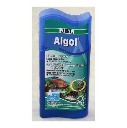 Algol mot alger
